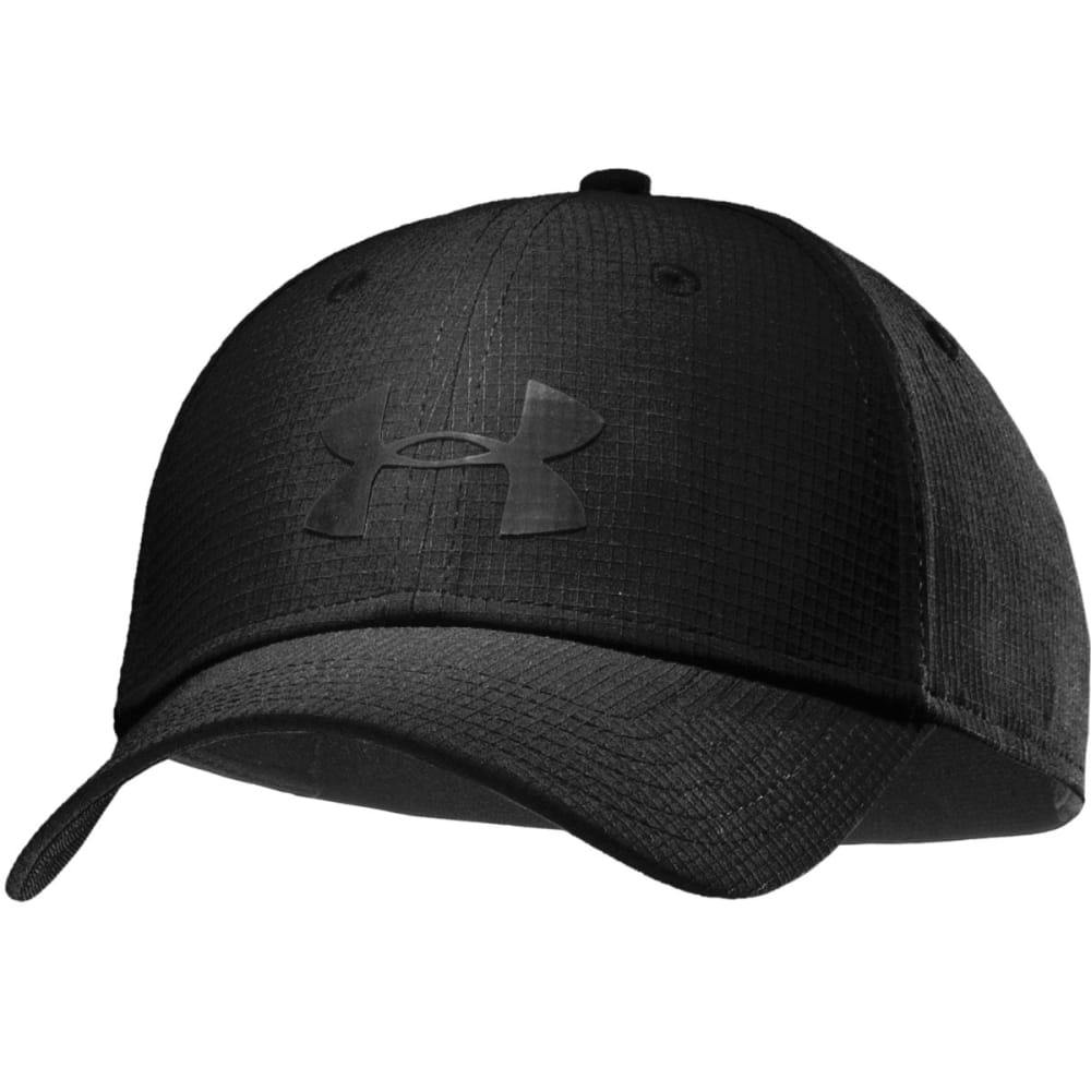 UNDER ARMOUR Men's Headline Stretch Fit Cap - BLACK/BLK 002