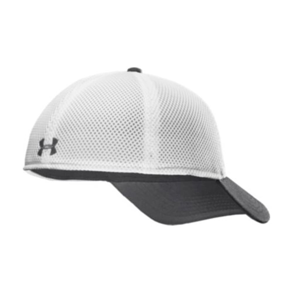 UNDER ARMOUR Men's UA Stand Out Stretch Fit Cap - GRAY