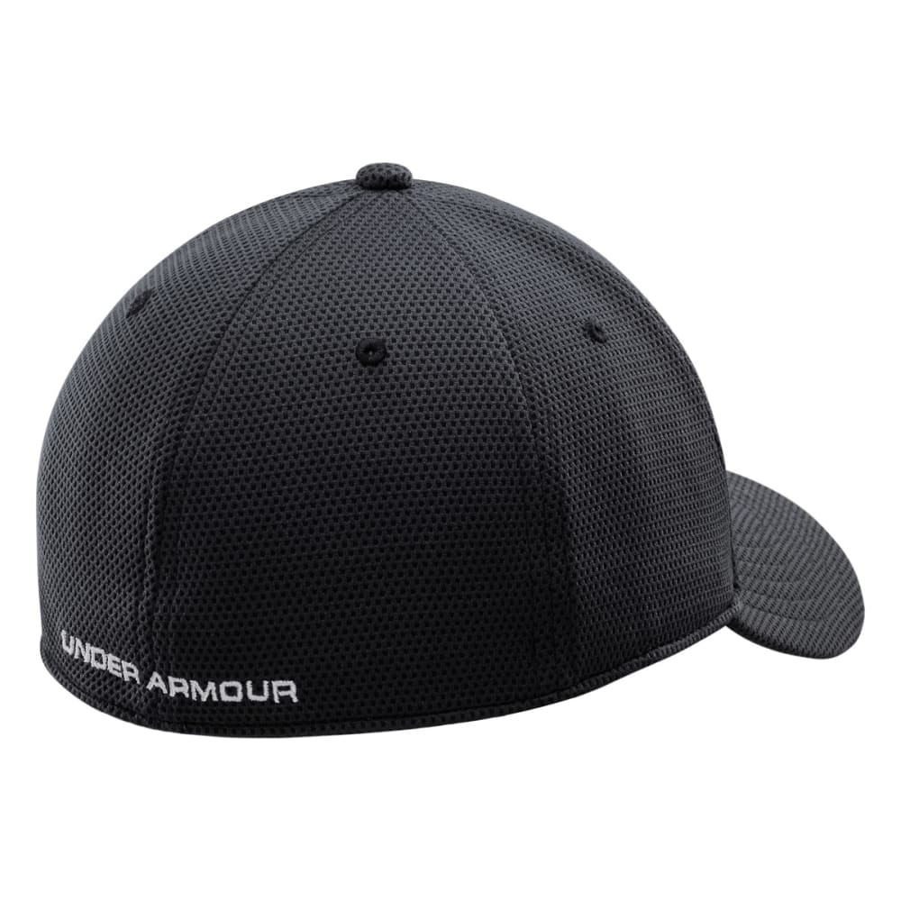 UNDER ARMOUR Men's Blitzing II Stretch Fit Cap - BLACK 001