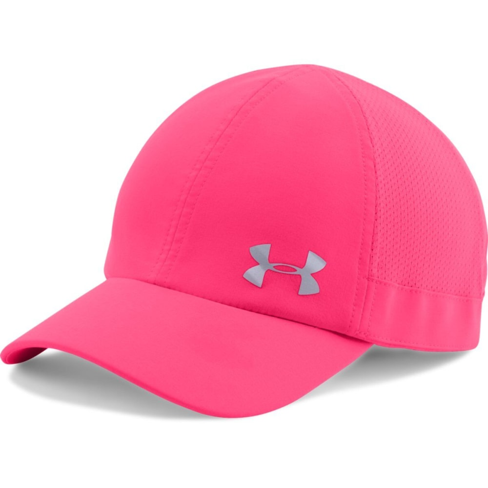 UNDER ARMOUR Women's Fly Fast Cap - RED 962