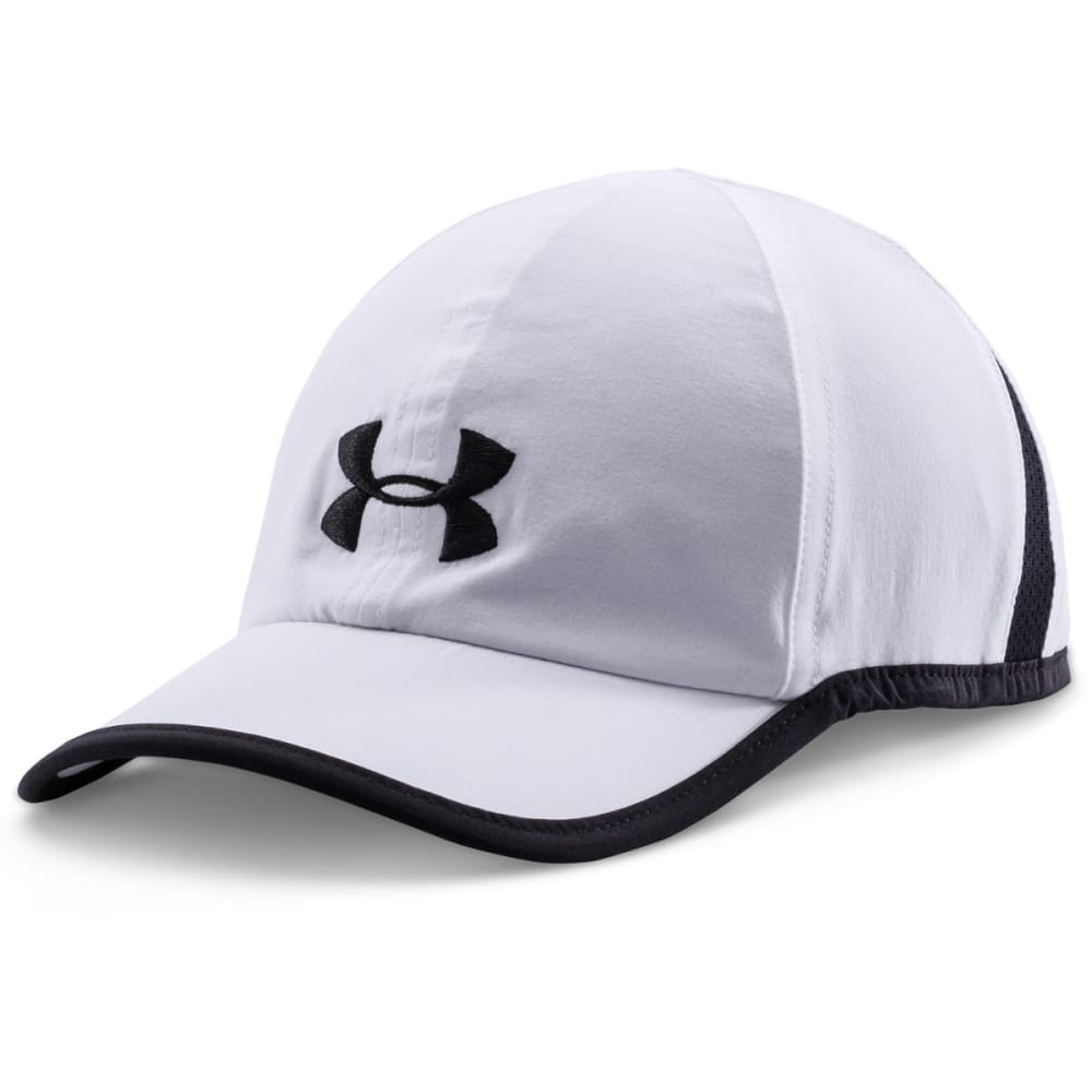 UNDER ARMOUR Men's Shadow Cap 2.0 - WHITE 100