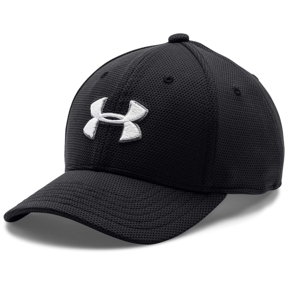 Under Armour Boys Blitzing Cap - BLACK 001