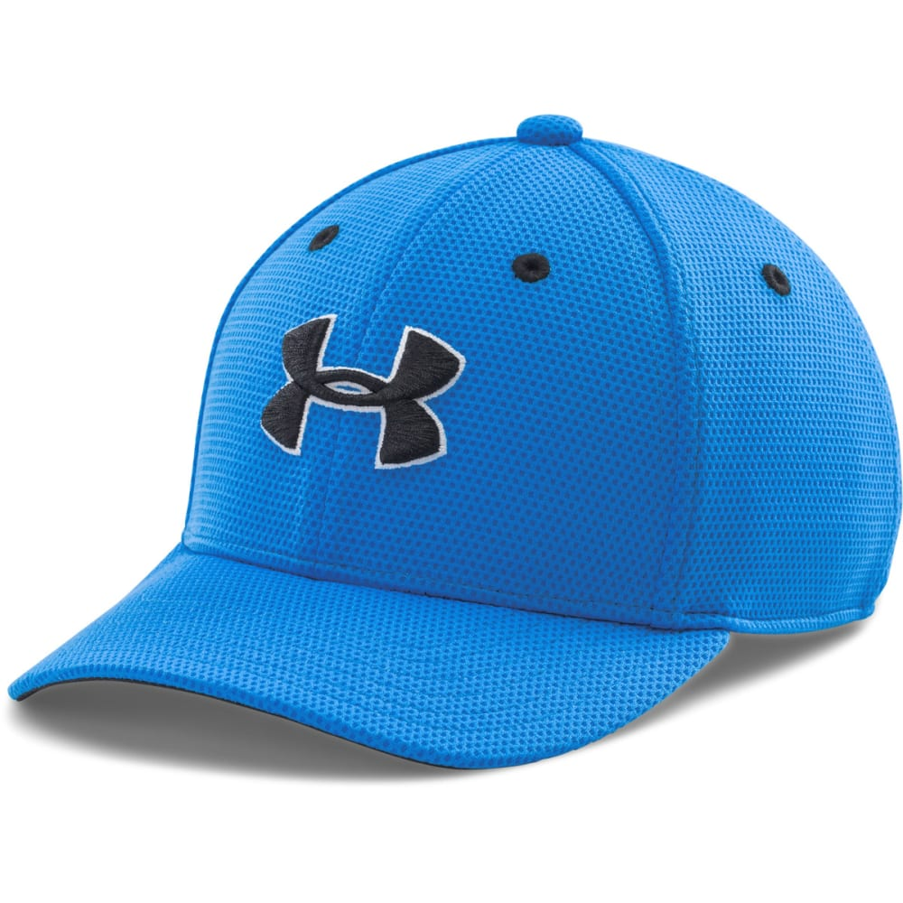 Under Armour Boys Blitzing Cap - BLUE