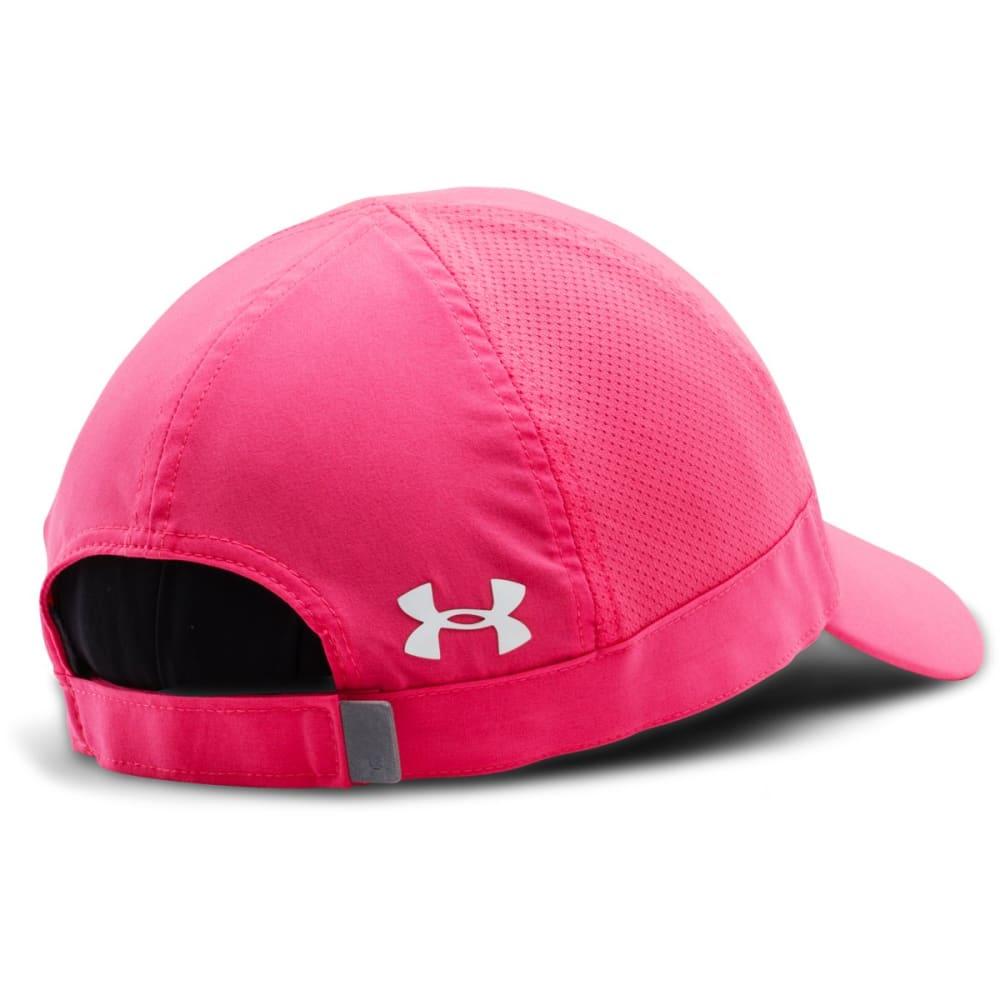 UNDER ARMOUR Women's Power In Pink Fly Fast Cap - CERISE
