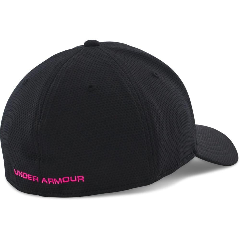 UNDER ARMOUR Men's Power In Pink® Blitzing 2.0 Cap - BLACK