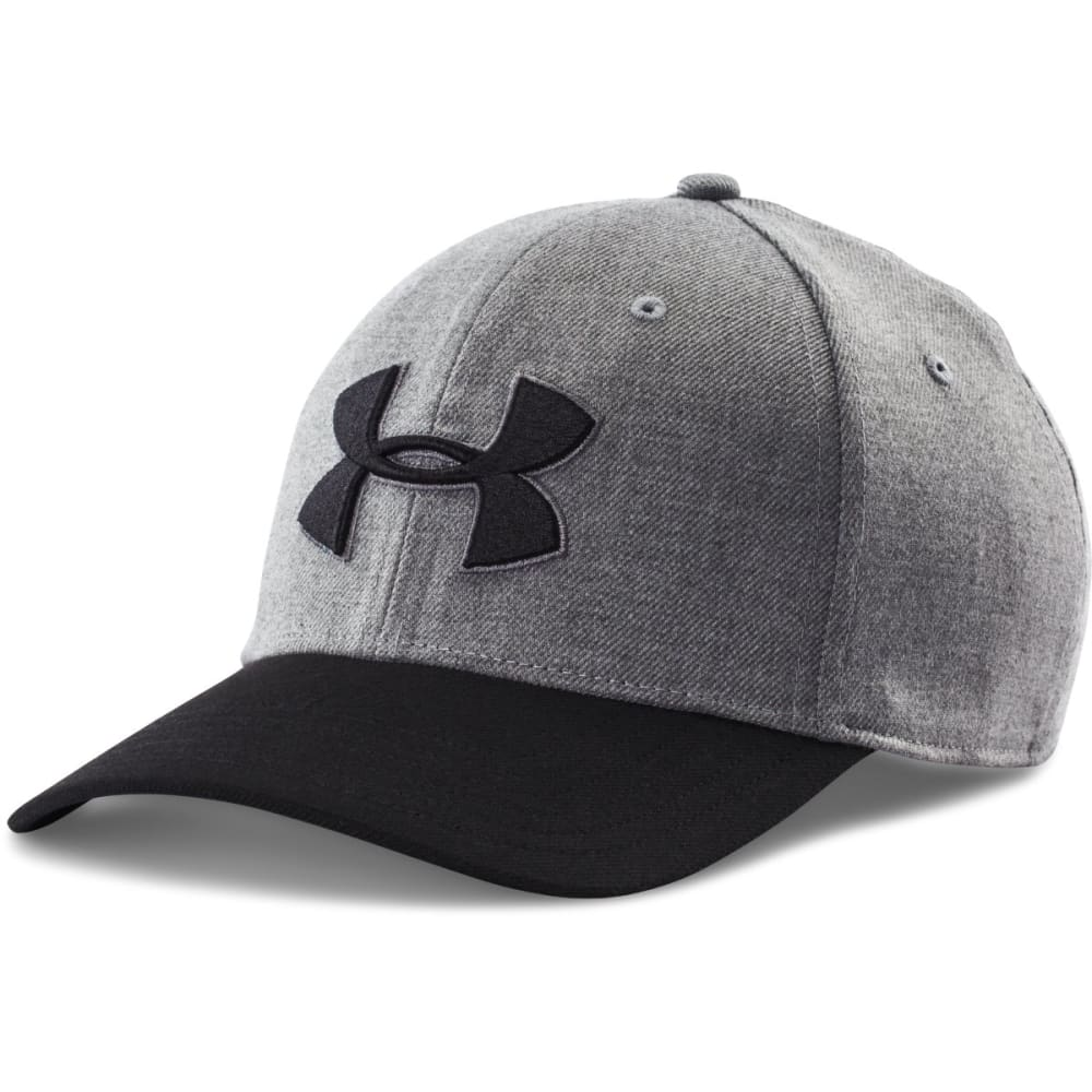 UNDER ARMOUR Men's UA Closer 2.0 Cap - TRUE GREY HEATHER