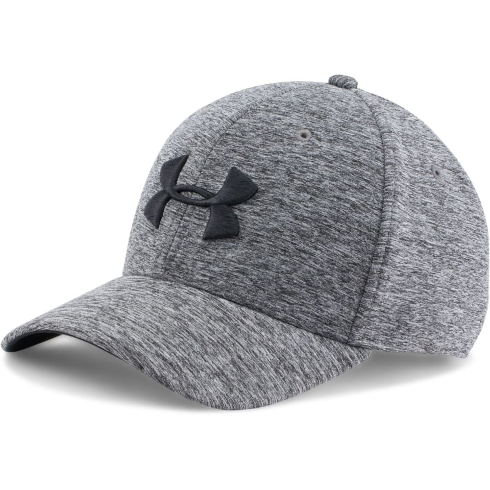 UNDER ARMOUR Men's Tech Twist Closer Cap - BLACK 001