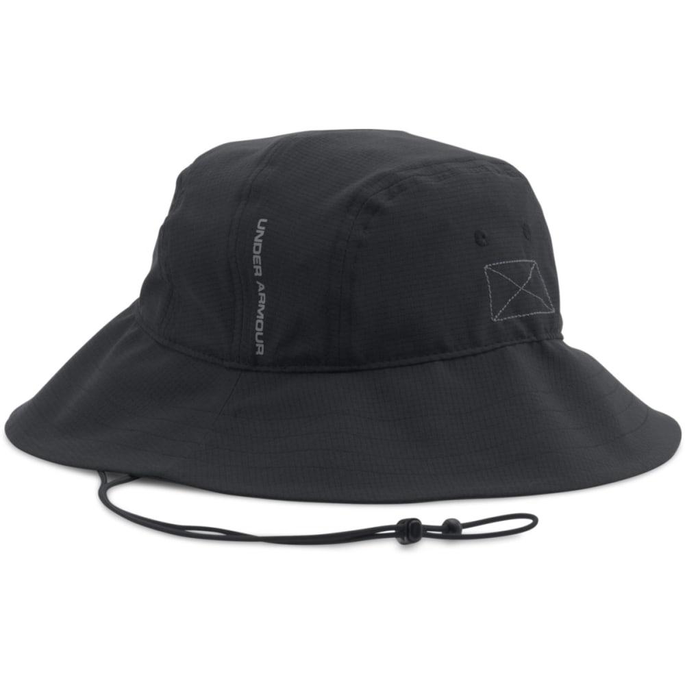 UNDER ARMOUR Men's ArmourVent™ Bucket Hat - BLACK-001