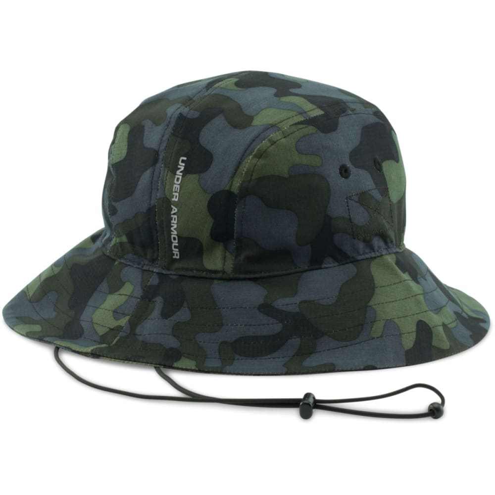 UNDER ARMOUR Men's ArmourVent™ Bucket Hat - CAMO