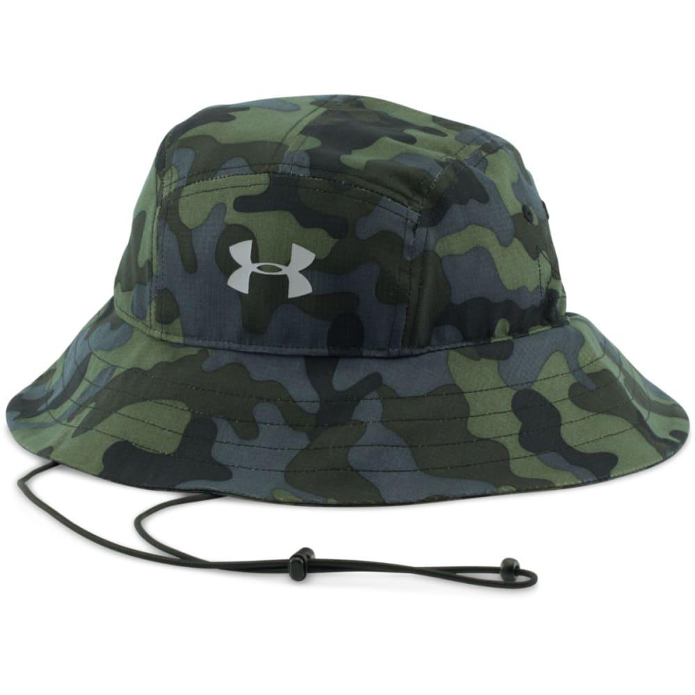 UNDER ARMOUR Men's ArmourVent Bucket Hat - CAMO