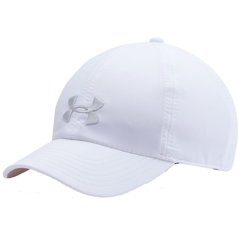 UNDER ARMOUR Women's Renegade Cap - WHITE 100