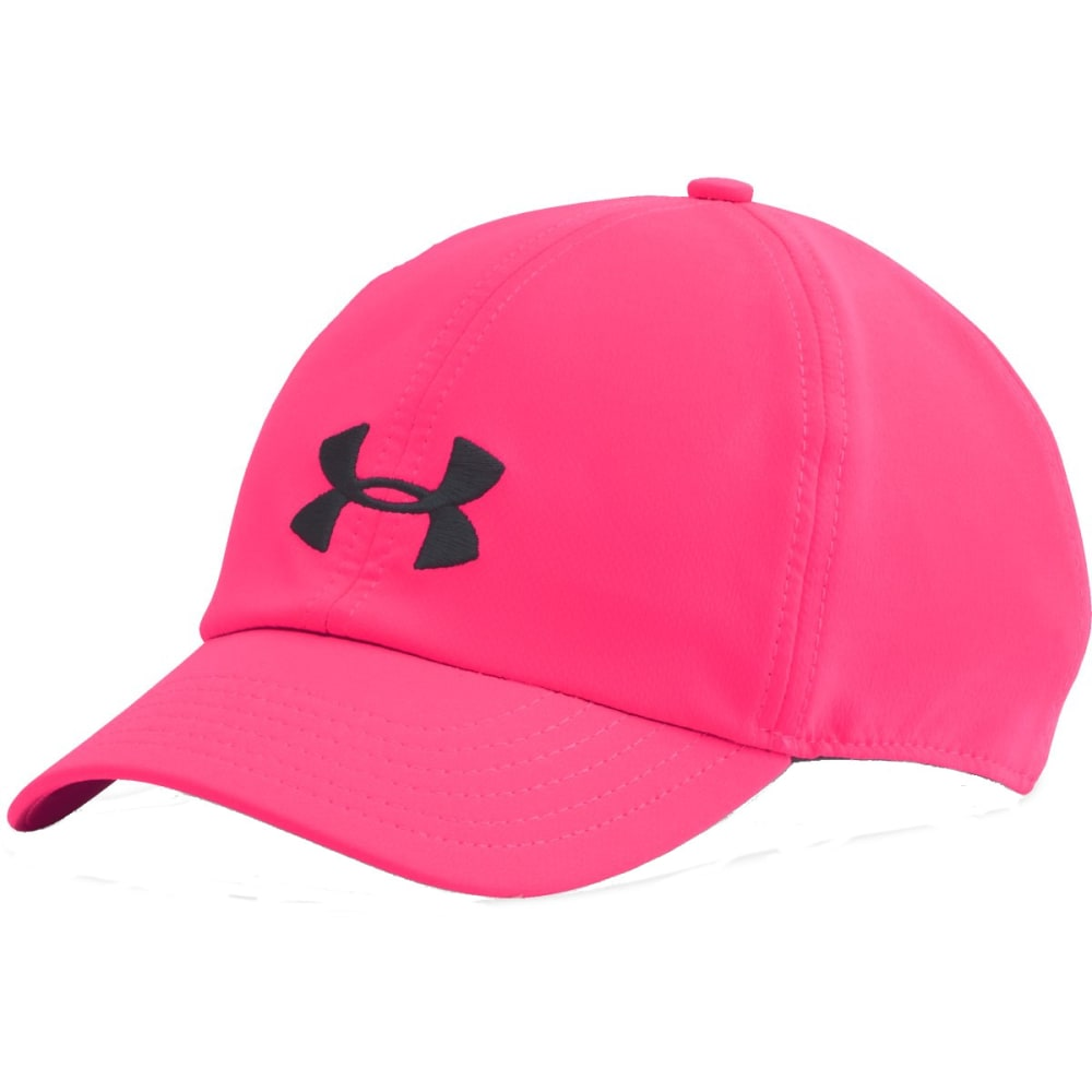 UNDER ARMOUR Women's Renegade Cap - RED 962 HYR/ATH