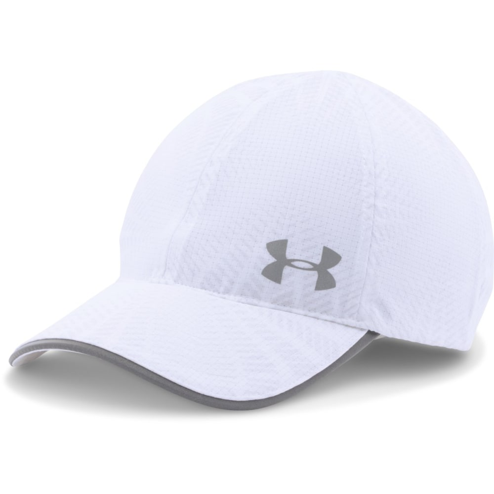 UNDER ARMOUR Women's CoolSwitch Cap - WHITE 100