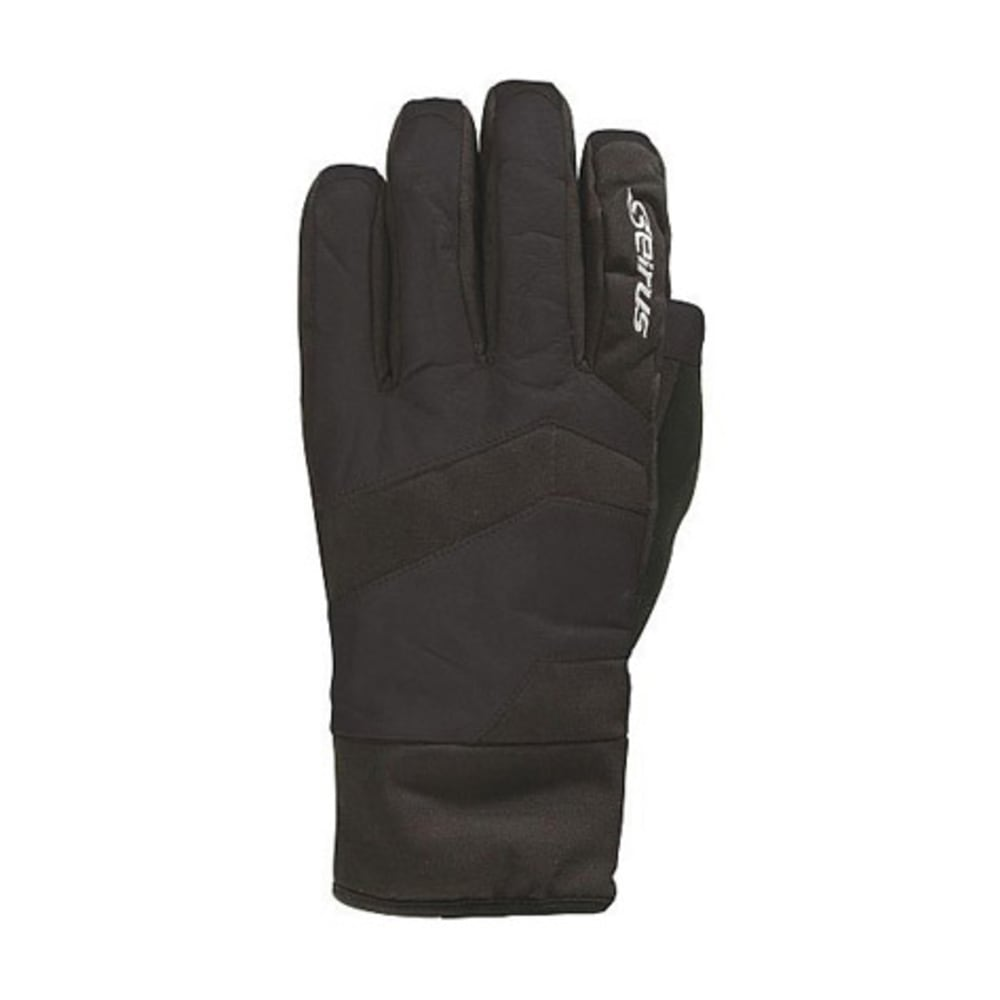 SEIRUS Men's All Weather Xtreme Edge Gloves - BLACK