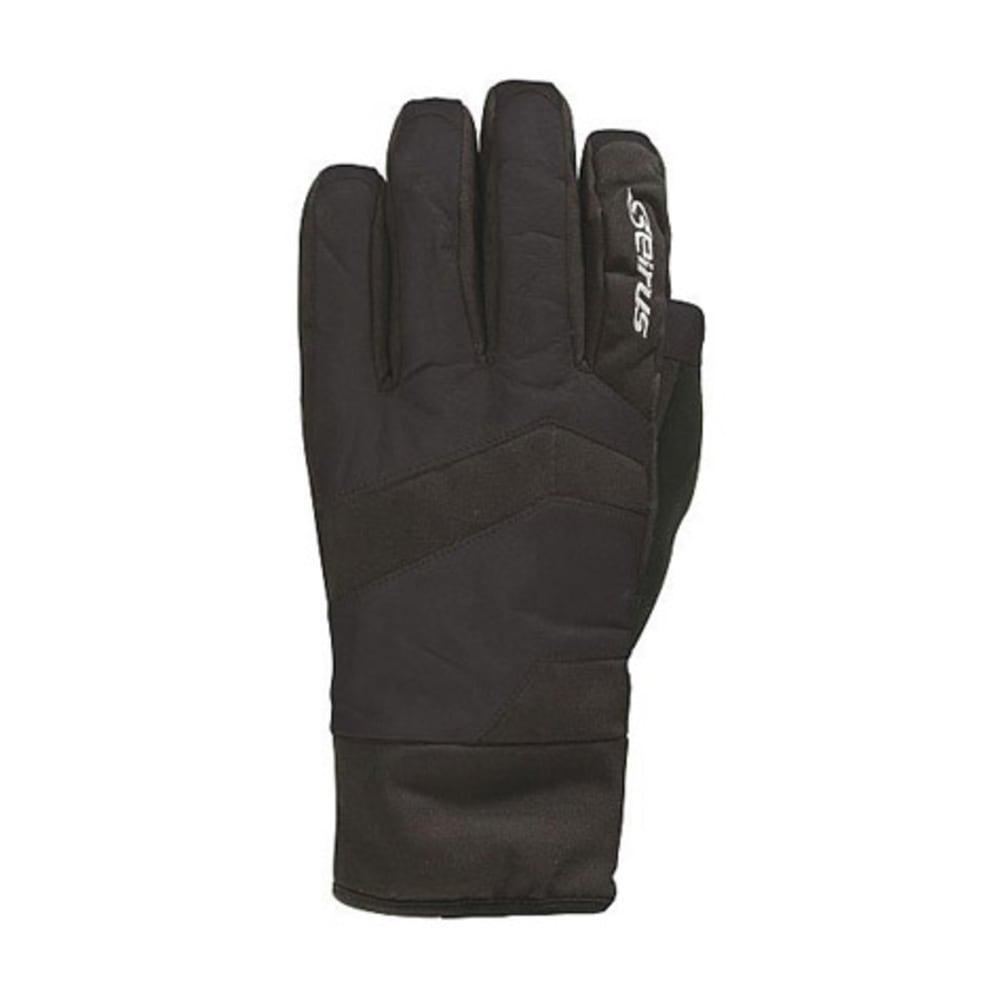 SEIRUS Men's All Weather Xtreme Edge Gloves - BLACK