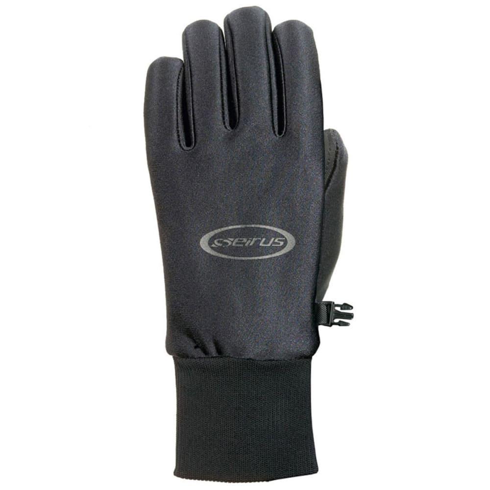 SEIRUS Men's Original All Weather Waterproof Gloves - BLACK