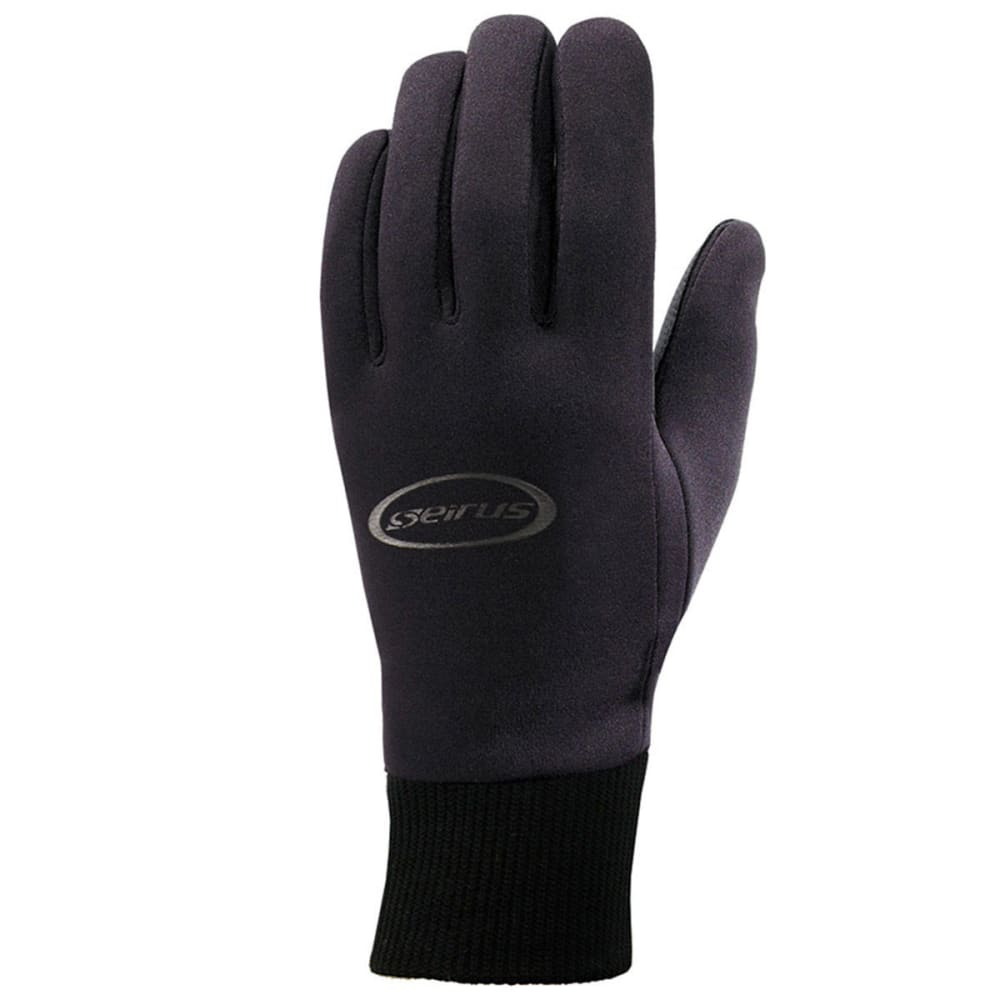 SEIRUS Heatwave All Weather Gloves - BLACK