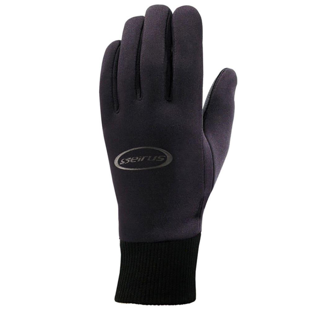 SEIRUS Heatwave All Weather Gloves - BLACK