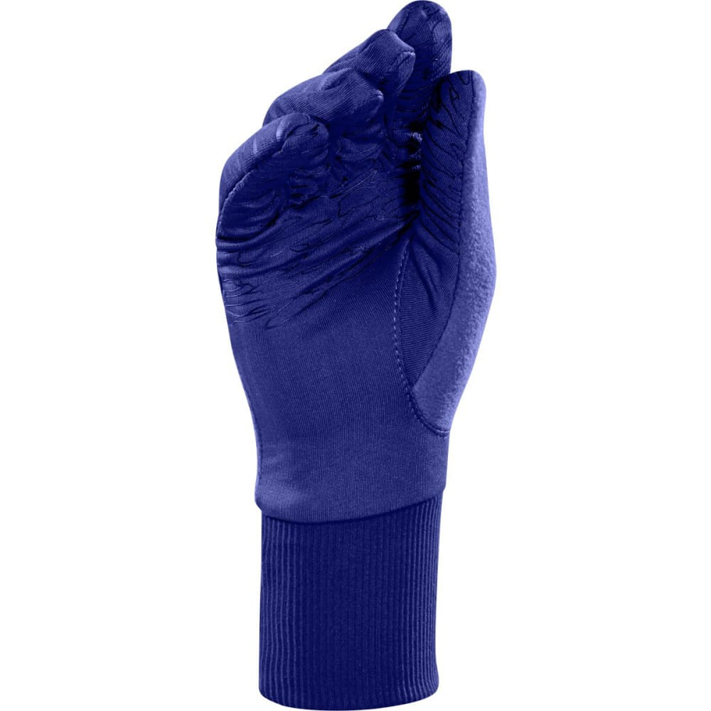 UNDER ARMOUR Women's UA See Me Go Running Gloves - SIBERIAN IRIS