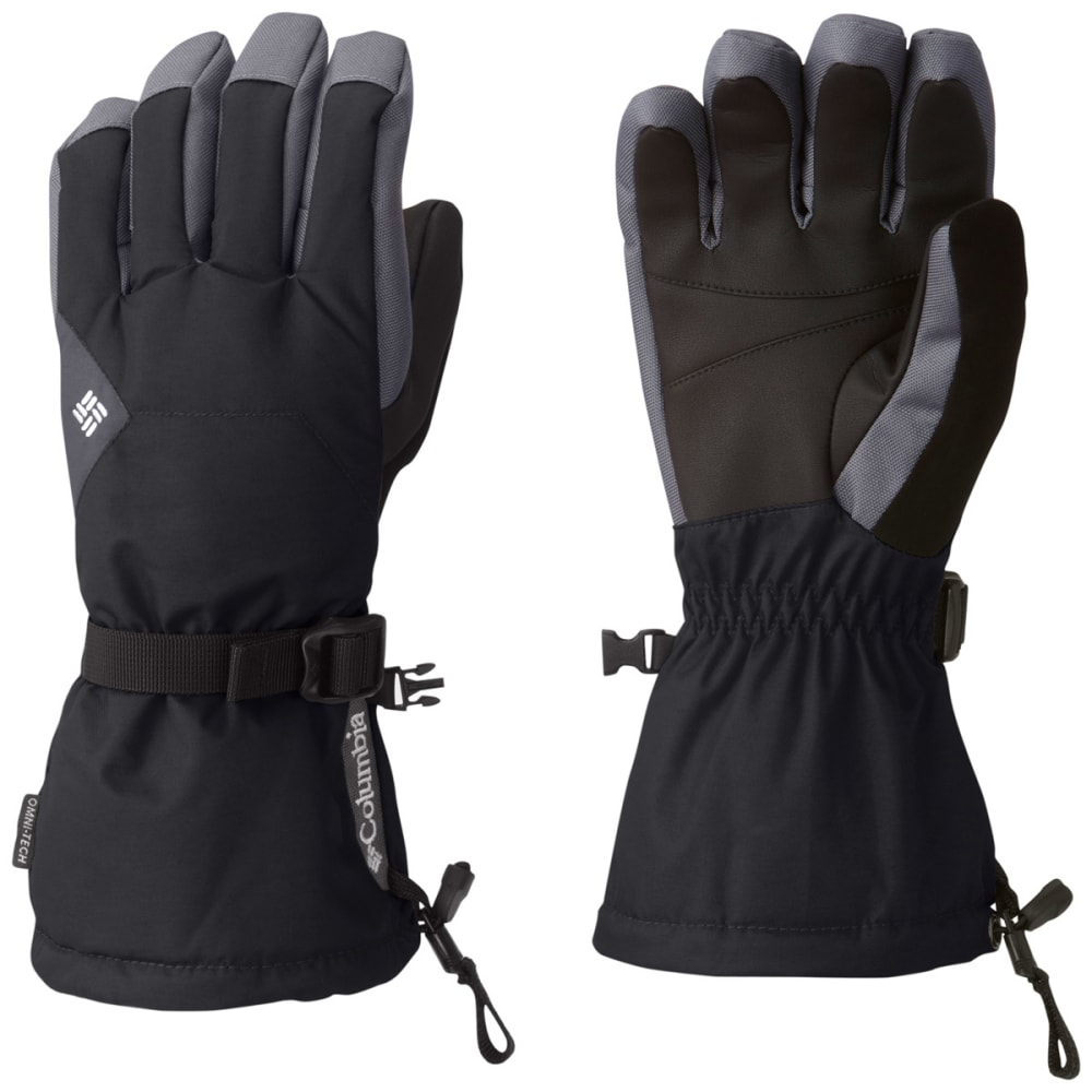Columbia Men's Whirlbird Ski Glove - Black, L