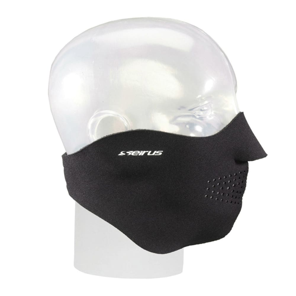 Seirus 8021 Neofleece Comfort Masque Mask - BLACK