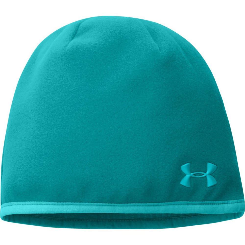 UNDER ARMOUR Women's UA Storm ColdGear® Infrared Fleece Beanie - AQUADUCT