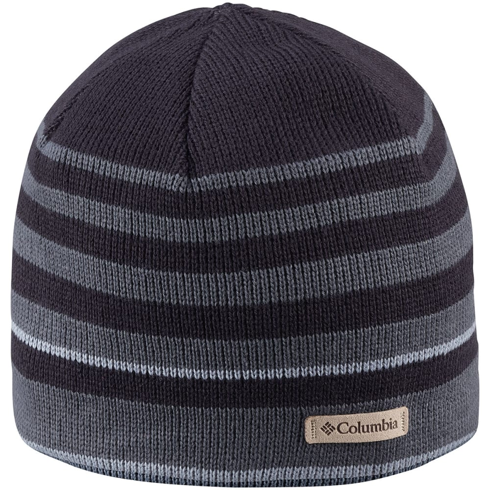 COLUMBIA Men's Winter Worn Hat - BLACK