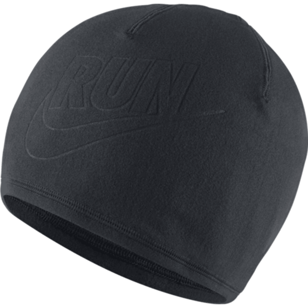 NIKE Mens' Run Cold Weather Beanie - ONYX