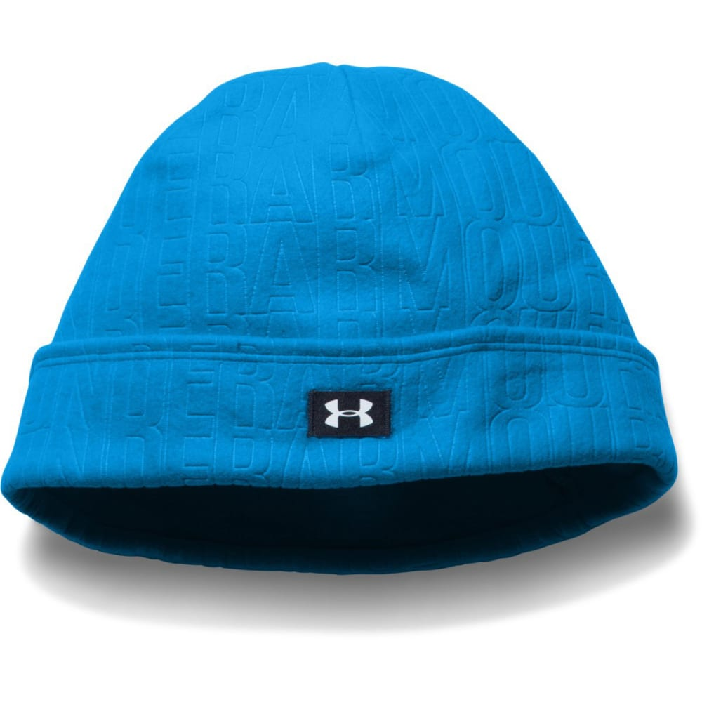 UNDER ARMOUR Women's Cozy Fleece Beanie - BLUE