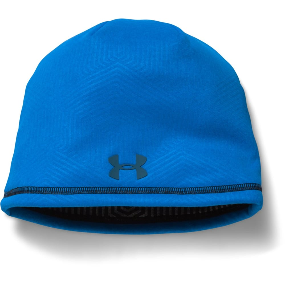 UNDER ARMOUR Men's ColdGear® Infrared Elements Storm 2.0 Beanie - BRIL BLUE 787
