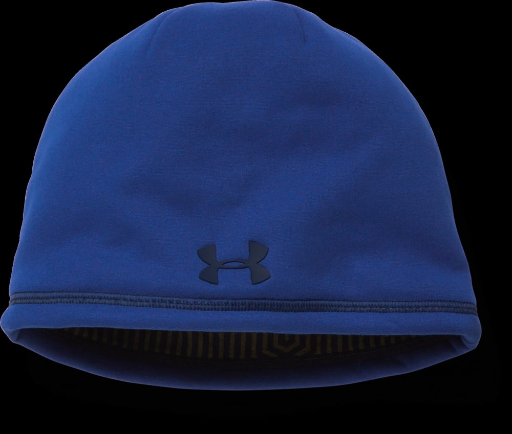 UNDER ARMOUR Men's ColdGear® Infrared Elements Storm 2.0 Beanie - COBALT/ACADEMY