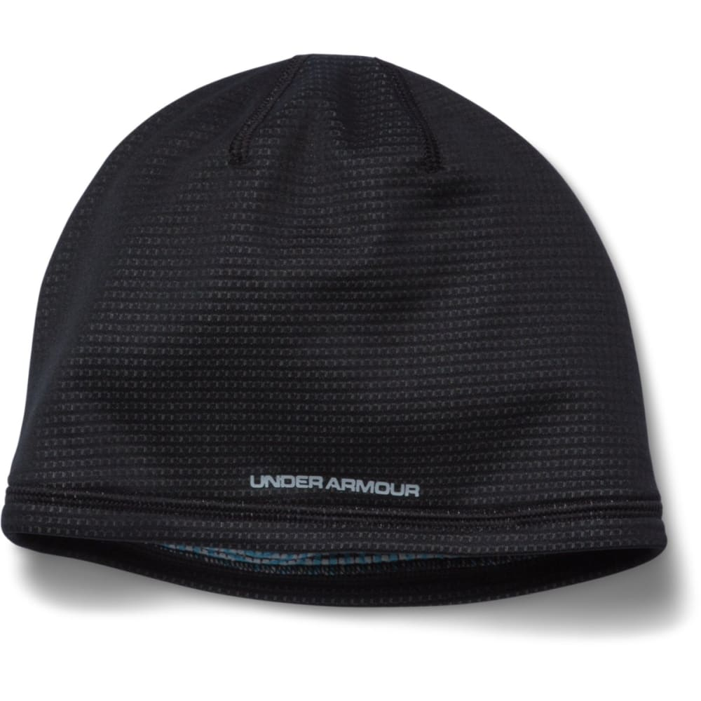 UNDER ARMOUR Men's Survivor CGI Beanie - BLACK