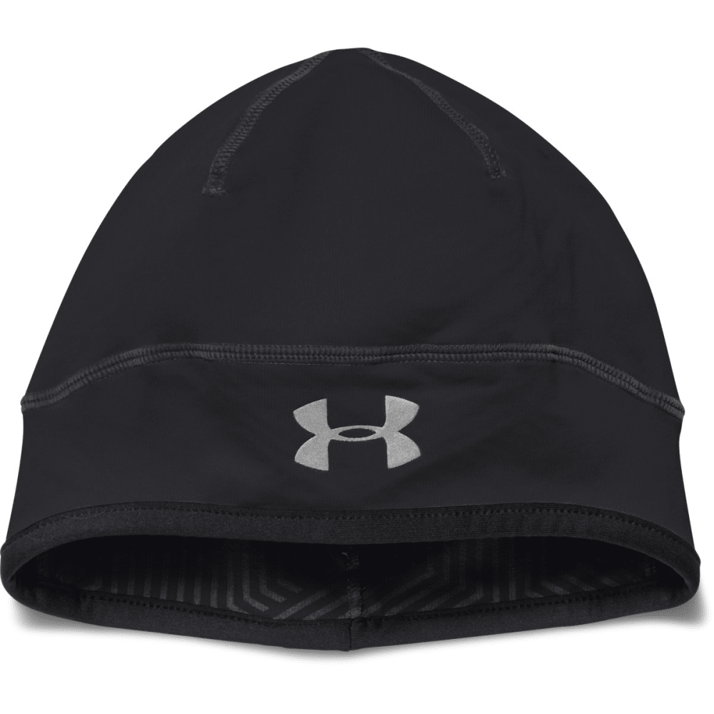 UNDER ARMOUR Men's UA ColdGear® Infrared Beanie - BLACK