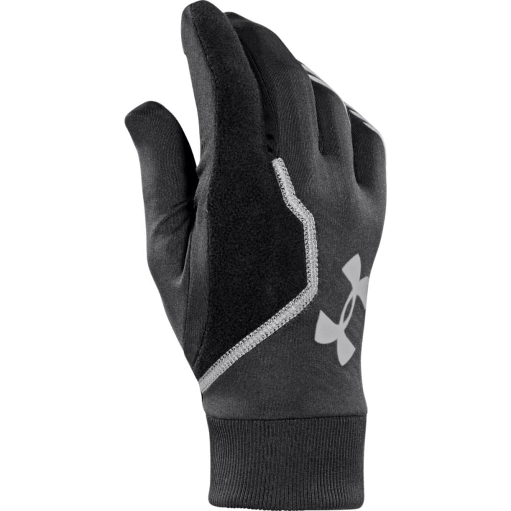 UNDER ARMOUR Men's UA Engage Coldgear Infrared Glove - BLACK