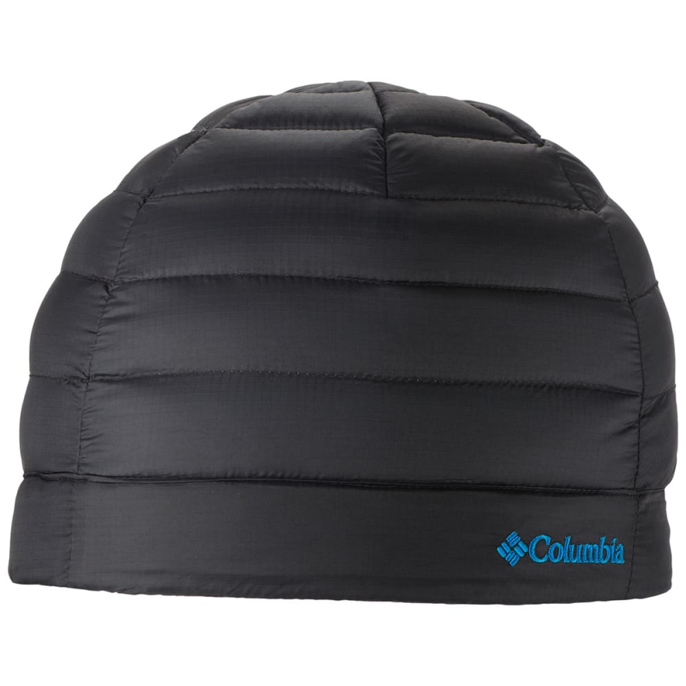 COLUMBIA Women's Flash Forward Packable Down Hat - BLACK