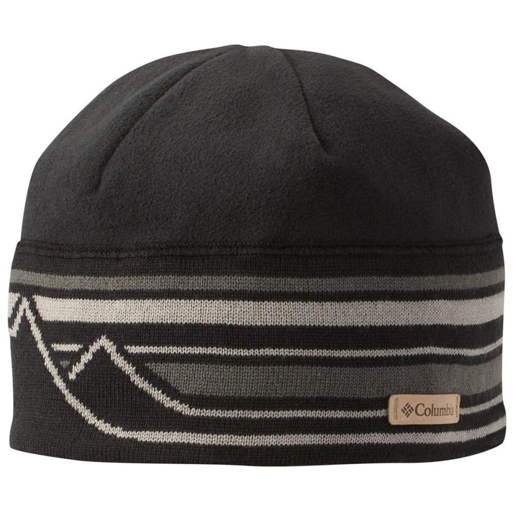 COLUMBIA Men's Alpine Pass Beanie - BLACK 011
