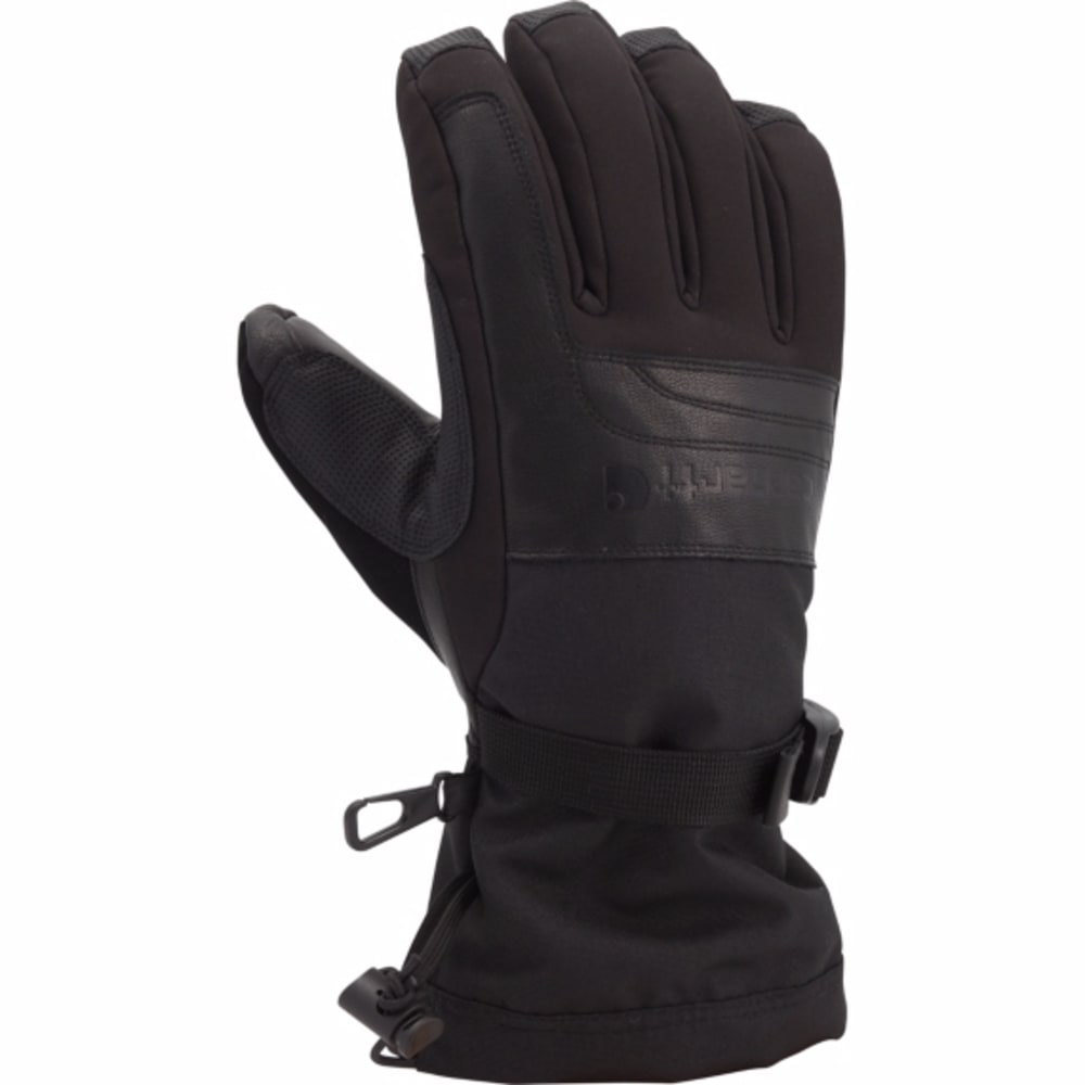 CARHARTT Men's The Tundra Gloves - BLACK