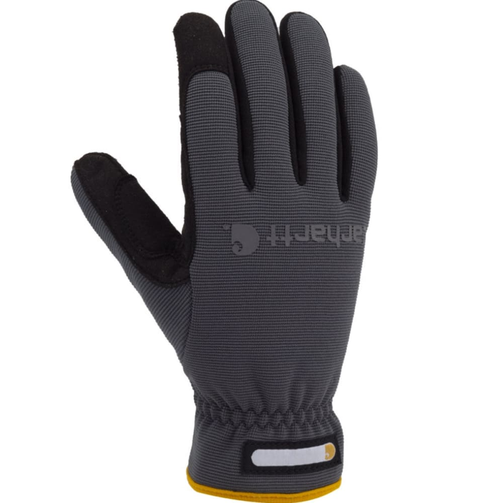 CARHARTT Men's Quick Flex Gloves - CHARCOAL