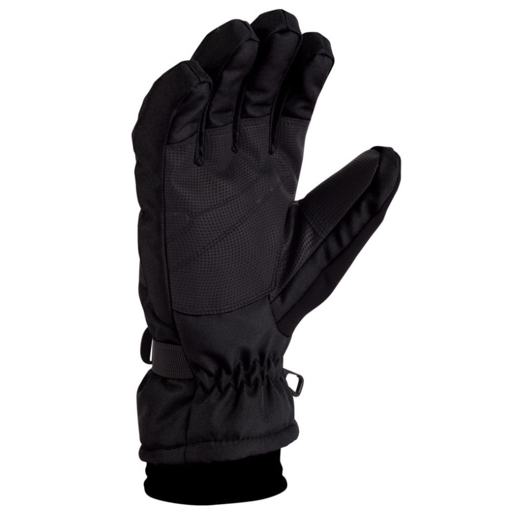 CARHARTT Men's Waterproof Gloves - BLACK
