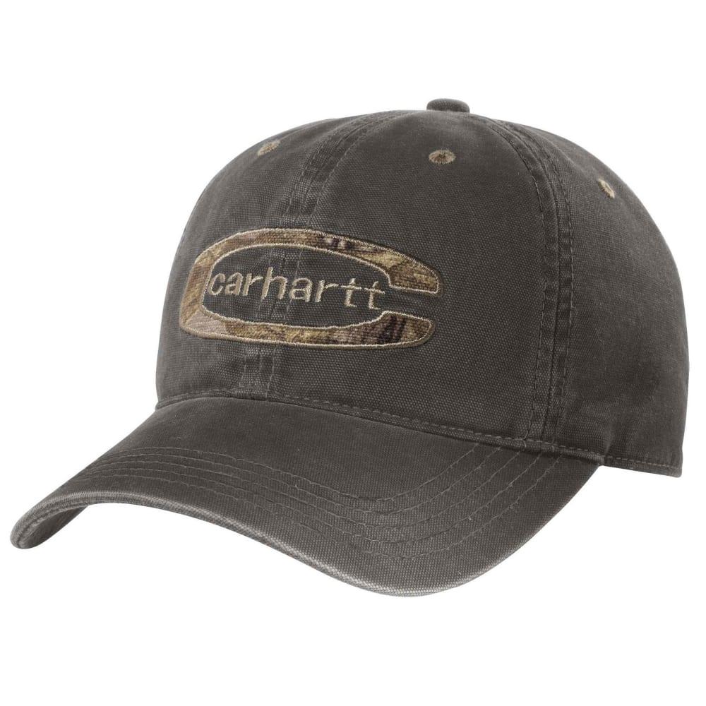 CARHARTT Men's Cedarville Cap - GRAVEL 039
