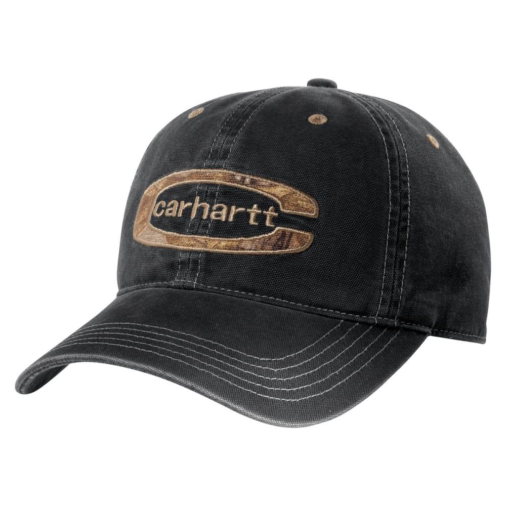 CARHARTT Men's Cedarville Cap - BLACK