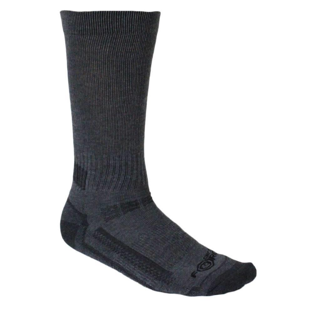 CARHARTT Men's Force Performance Work Crew Socks, 3-Pack L