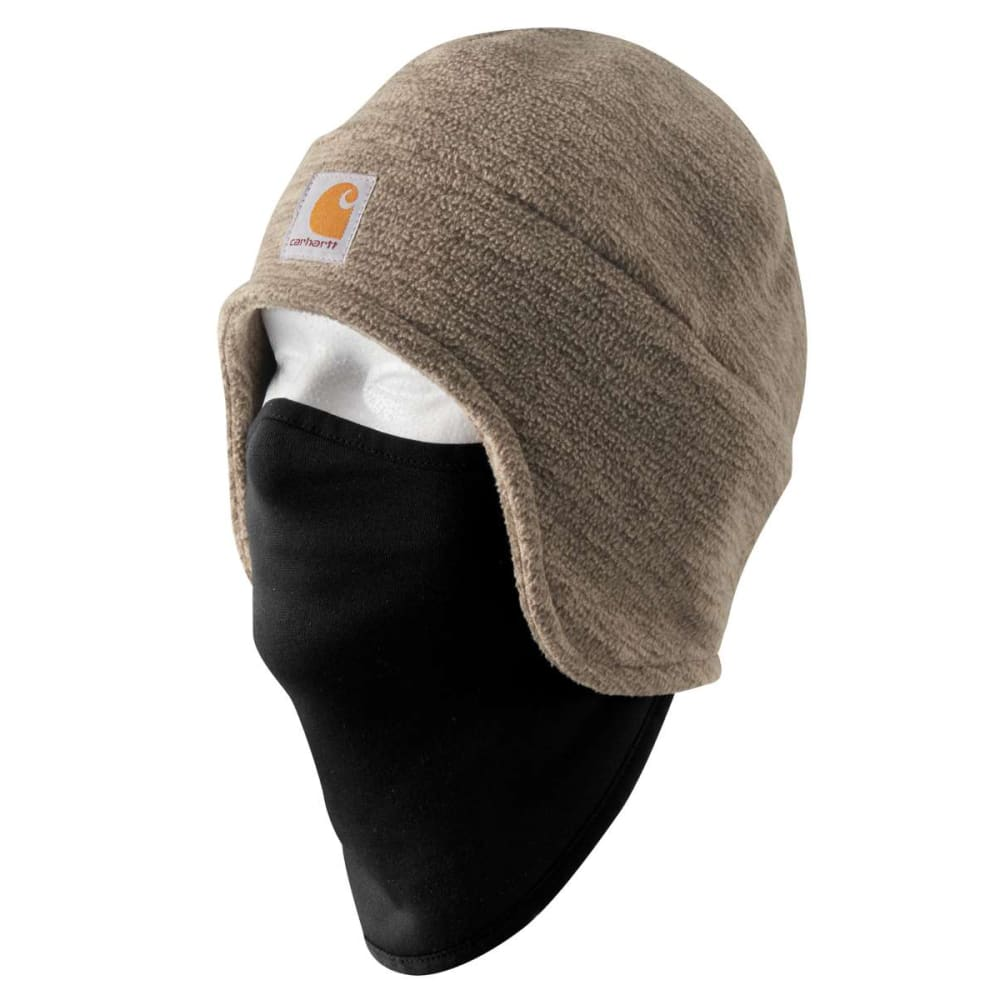 CARHARTT Men's 2-in-1 Fleece Hat and Face Mask ONE SIZE
