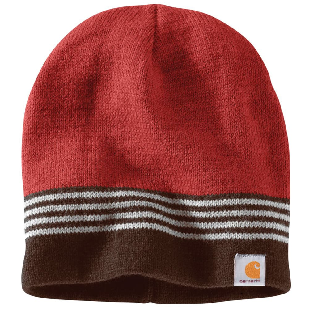 CARHARTT Men's Malone Hat - CHILI RED 647