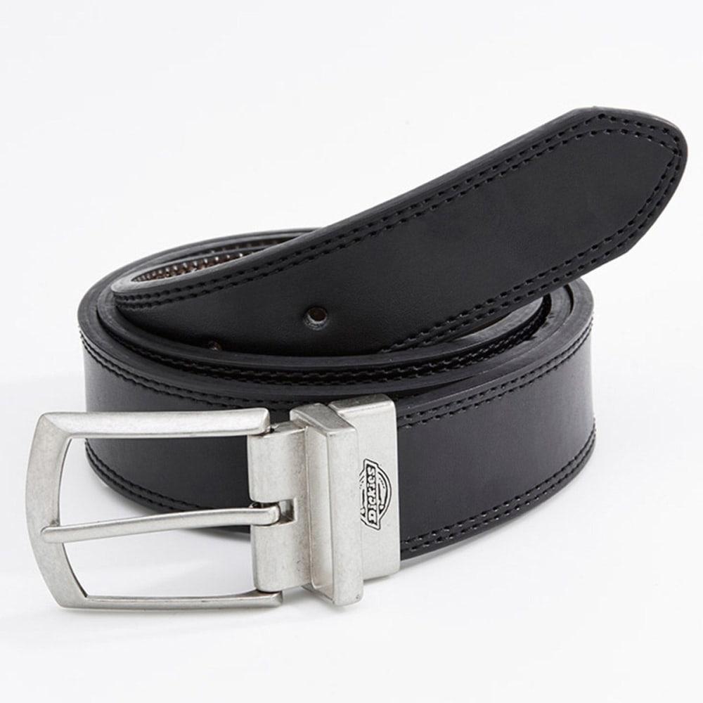 DICKIES Men's Reversible Belt - BLACK/BROWN