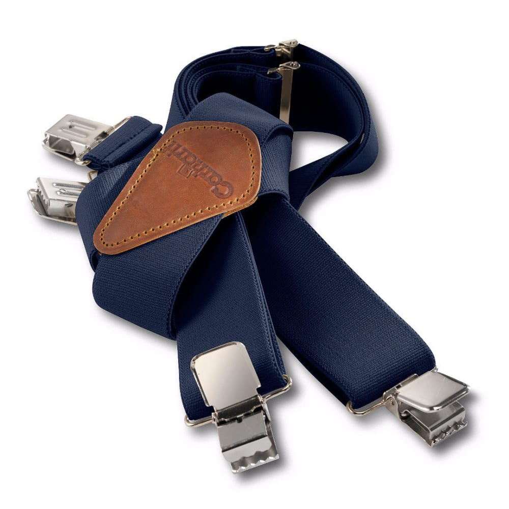 CARHARTT Utility Suspenders - NAVY