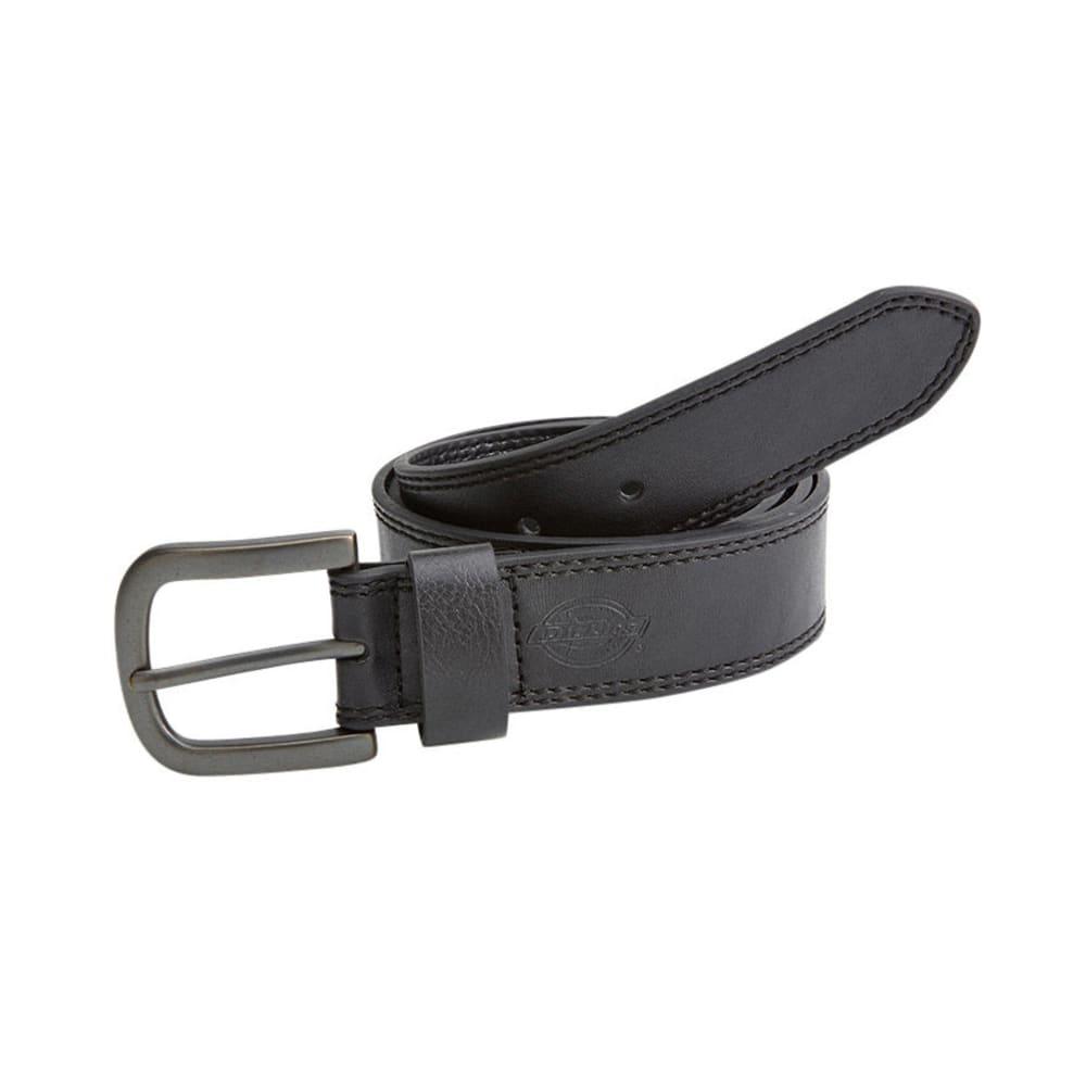 DICKIES Men's Reversible Belt - BLACK