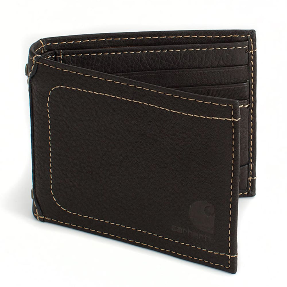 CARHARTT Pebble Passcase Wallet - BLACK