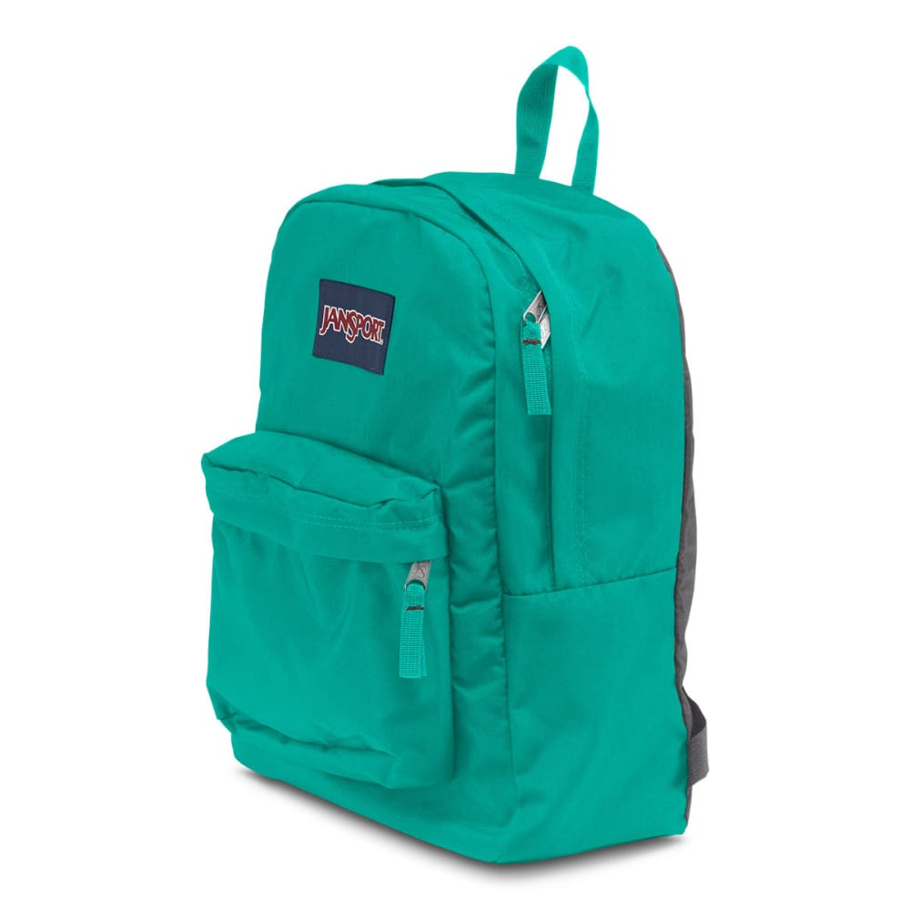 JANSPORT Superbreak Backpack - TEAL 01H