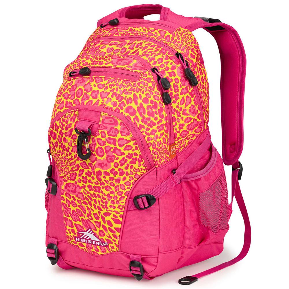HIGH SIERRA Loop Backpack - FUCHSIA